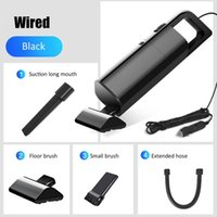 Wholesale high power car vacuum cleaner for sale - Group buy Car Vacuum Cleaner V Wireless High Power W Car Strong Wet And Dry Dual Use Household Vacuum Cleaner