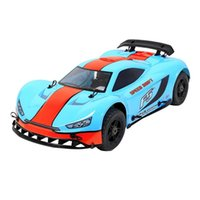 4wd дрейфующие автомобили rc оптовых-Rovan ROFUN F5 1/5 2.4G 4WD Drift Rc Car 36cc Бензиновый двигатель для бездорожья Flat Sport Rally Toy