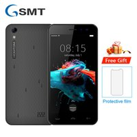 Wholesale 1gb rom android cell phones for sale - Group buy HOMTOM HT16 MTK6580 Quad Core Smartphone Android Inch HD Screen Cell Phone mAh GB RAM GB ROM Mobile Phone