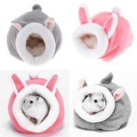 Wholesale toy guinea pig for sale - Group buy 2Pcs Chinchilla Hedgehog Guinea Pig Ferret Bed Accessories Cage Toys