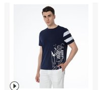 Wholesale manufacturers golf for sale - Group buy 2020 fashion printed short sleeve t shirt men s golf apparel men s round neck short sleeve T shirt manufacturer direct sales Sports Outdoo