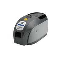 id de controle venda por atacado-ZXP Zebra Original 3 ID cartões de controle de cartão de cartões de fidelidade Card Printer presente Acesso série Zebra ZXP 3 single-Side zxp3 Credenciais Printer