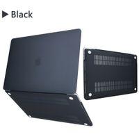 ingrosso caso di copertura abs-Custodia per MacBook air pro 11 Custodia 12 13 pollici Duro opaco Frontale posteriore Custodia per laptop Full Body A1369 A1466 A1708 A1278 A1465