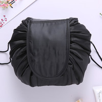 5477c58df903 Wholesale boys toiletry bags for sale - Hot Selling Fashion Lazy Cosmetic  Bag Drawstring Wash Bag