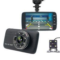 kamera rückspiegel aufnahme großhandel-Auto DVR Kamera 4.0
