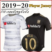 3293b5278 Wholesale authentic jerseys for sale - Men LAFC Carlos Vela Black Primary  Authentic Player Jersey DIO