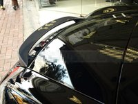 Wholesale FOR CARBON FIBER CAYMAN BOXSTER SPORT REAR WING TRUNK SPOILER