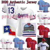 Wholesale baseball jerseys resale online - Texas Joey Gallo Rangers Authentic Jersey Rougned Odor Shin Soo Choo Elvis Andrus Ronald Guzman Adrian Beltre Alexis Young Rodriguez