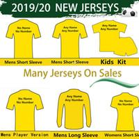 trainingsanzug bestellen großhandel-2019/20 New Soccer Jersey Fußballshirts Kinder Frau Männer Trainingsanzüge Sweater Jacke 19 20 Fußball POLO Shirts Windbreaker Hoodies Order Link