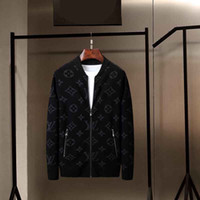 mono de moda naranja al por mayor-NUEVO suéter de diseñador para hombre estilo hip hop de moda solapa de cuello alto mujeres suéter de lana 100% abrigo casual de algodón de lujo