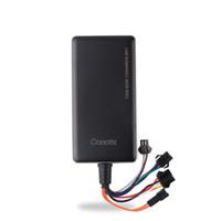 antena gps al por mayor-GT06N impermeable Car Tracker GPS localizador del vehículo Integrados GSM Antena GPS Soporte Google Map Enlace ancha del voltaje de entrada 9-36V
