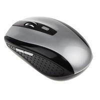 2.4g mouse óptico sem fio venda por atacado-Ratos óticos sem fio universais do rato 6 de 1200dpi do rato 2.4G para o portátil do PC do computador