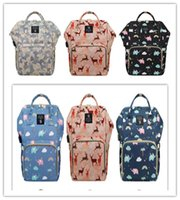 Wholesale backpack carry for sale - Group buy New High Capacity USB Mummy Backpacks Multifunctional Oxford Zipper Travel Shopping Bag Mami Dry Wet Depart Bottle Carry Case Mochila LY229