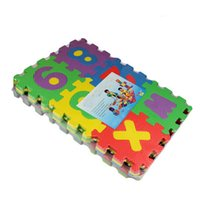 Wholesale kids foam puzzle mat resale online - New Baby Kids Number Alphabet Puzzle Foam Maths Educational Toy Gift Play Mats Toy For Child Letters Numbers Books Puzzles