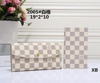 Wholesale korean dress style male online - 2018 Hot Male luxury wallet Casual Short designer Card holder pocket Fashion Purse wallets for men wallets purse with tags D23