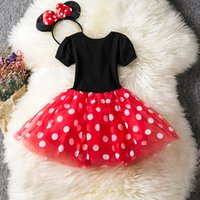 Wholesale christening clothes for kids for sale - Group buy Baby Christening Outfits Baby Girl nd Birthday years Clothes Kid Girl Party Dresses for Girls Second Birthday Outfits