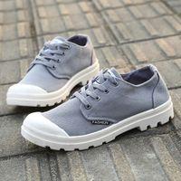 sapatilhas diretas da fábrica venda por atacado-Comércio fábrica direto estrangeiro em nome de tênis ao ar livre as únicas baixo Calçado dos homens originais Joker sapatos casuais