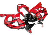 kit de carenado motocicleta honda 954 al por mayor-Alta calidad Nueva motocicleta ABS Kits de carenados de motocicletas aptos para HONDA CBR900RR 954 02 03 CBR954RR 2002 2003 conjunto de carrocería personalizado carenado rojo negro