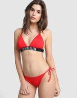 bikini fabrikası toptan satış-Yeni kadın mayo yüksek kalite seksi iki parçalı mayolar rahat plaj bikini yaz bikini fabrika fiyat