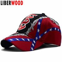 ingrosso usa motori-Rara bandiera USA vintage con stelle e strisce American Pride MAGA 4 luglio Cappello Cappello anni 90 Motori Camion Cappello bandiera USA