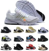 presto air femmes achat en gros de-2019 Nouveau Presto V2 Ultra BR TP QS 2.0 Noir Blanc X Chaussures De Course Sport Femmes Air Hommes Prestos Chaussures De Course Taille 36-46