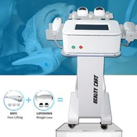 Wholesale portable ultrasound machine facial resale online - HIFU facial lift skin tightening devices Liposonix cellulite reduction slimming Portable Ultrasound Liposonix HIFU body shaper Machine