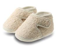 ingrosso ragazzi prima camminatori-2018 baby first walker shoes per ragazze e ragazzi in design carino bambini real leater shoes spedizione gratuita
