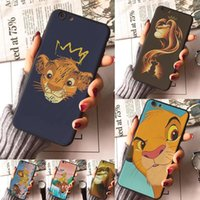 Wholesale accessories for samsung cell phones online – The Lion King New Case For iphone X XR XS Max plus plus Accessories Cell phones For iphone s s Plus