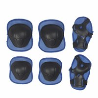 Wholesale skate protective gear for sale - Group buy 6pcs set Children Skating Protective Gear Sets Knee Elbow pads Bicycle Skateboard Ice Skating Roller Wrist Knee Protector