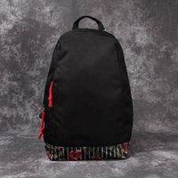 nylon rucksack stoff wasserdicht großhandel-Neue Mode Unisex Rucksack Frauen Rucksäcke für Teenager Mädchen Jungen mit Doppel Reißverschluss Nylon Wasserdichtes Gewebe Colleage Taschen Reiserucksack