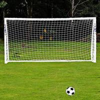 herramientas de post al por mayor-Red de fútbol portátil 3X2M Soccer Goal Post Net Rusia Mundial de la Copa 2018 Regalo Accesorios de fútbol Herramienta de entrenamiento de deporte al aire libre