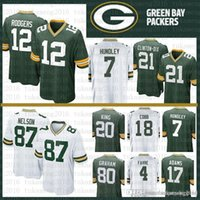 the best attitude e0391 4d5a0 Wholesale Aaron Rodgers Jerseys for Resale - Group Buy Cheap ...