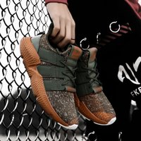 Wholesale male shoes for sale resale online - Hot Sale Fashion Casual Shoes For Men Spring Autumn Male Sneakers Light Camouflage Lace up Flat Shoes Comfortable Footwear T200108