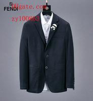 bir düğme uygun toptan satış-Erkekler elbise takım elbise Casual Erkek Takım Elbise Kapüşonlu Bir Düğme Erkekler siyah Blazer Açık Havada Slim Fit Ceket Adam Uzun Kollu Takım Elbise Artı Boyutu erkekler blazers 44