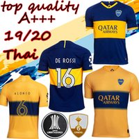 Wholesale boca juniors jersey thai resale online - thai Boca Juniors soccer Jersey Boca Juniors GAGO OSVALDO CARLITOS PEREZ DE ROSSI TEVEZ PAVON JRS sports football shirt