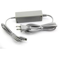 cabo de alimentação do plugue uk venda por atacado-Adaptador AC Power Supply carregador de parede USB cabo de carregamento Cabo para Wii U GamePad controlador de substituição US UK plug UE