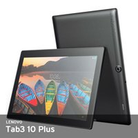 Wholesale tablet inch 2gb resale online - Lenovo Tab3 Plus quot Tablet PC WiFi G Gb Android IP52 FHD Quad FedEx