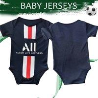 bebê bule venda por atacado-Camisas de Futebol em Casa Jersey 2020 MBAPPE 19/20 Camisa de Futebol Infantil Paris # 10 NEYMAR JR # 9 CAVANI Uniforme de Futebol Em Vendas