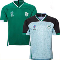 Wholesale hot sale jersey soccer for sale - Group buy Ireland World Cup Rugby Jerseys hEireann national team rugby jerseys Hot Sale top quality men T shirt EMS