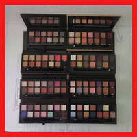 Wholesale famous brand eyeshadow for sale - Group buy 2018 Famous brand Eye Makeup modern eye shadow Palette colors limited eye shadow palette with brush eyeshadow palette high quality