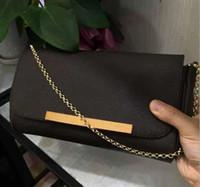 moda kahverengi omuz çantası toptan satış-Kadın Moda Lüks Tasarımcı Çanta Çantalar Klasik Kahverengi Hakiki Deri Çanta Omuz Zinciri Küçük Çapraz vücut Flap Çanta Coin Tote çanta 25
