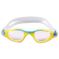 очки для плавательных очков оптовых-UV Protection Waterproof Kids Swim Goggles Silicone Frame Child Swimming Goggles Pool Accessories Glasses