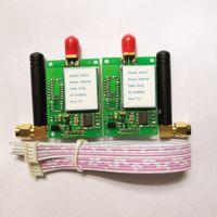 receptor transmissor sem fio de 433mhz rf venda por atacado-Transmissor do baixo custo 433mHZ RF e receptor de baixa potência Módulo do rádio 433mHz RF da distância de transmissão de 500 medidores com porto de RS232 TTL