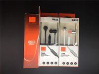 elma orijinalleri toptan satış-Orijinal T290 3.5mm Kablolu Kulaklık Stereo Müzik Kulaklık Dinamik Bas Kulaklık Bir Düğme Uzaktan Hands-Free Mikrofon ile