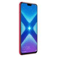 huawei honor dual sim оптовых-Huawei Honor 8X мобильный телефон 6,5-дюймовый экран 3750mAh батарея Android 8.2 двойная задняя 20-мегапиксельная камера многоязыковой смартфон