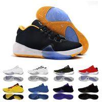Wholesale kids shoes rhinestones resale online - 2019 New MVP Giannis Antetokounmpo Greek Freak Triple Black signature Basketball Shoes Women Mens Kid Sport Designer Sneakers Size