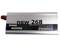 Wholesale ac 12v power converter for sale - Group buy Freeshipping w watt dc v to ac v portable car power inverter adapter charger converter