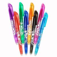 Wholesale pilot pens resale online - 8 Colors For Choose mm Pilot Erasable Pen Magic Gel Pen School Office Writing Supplies Student Stationery