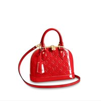 Wholesale ladies floral handbags resale online - Fashion design handbags ladies shoulder bags high quality smooth cross body bag handbag Outdoor leisure shopping bag