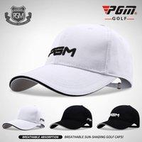 ingrosso tappi a sfera professionali-Nuovo cappello da golf professionale Cappello da golf in cotone berretto sportivo di alta qualità cappelli sportivi traspiranti con Mark da uomo e da donna